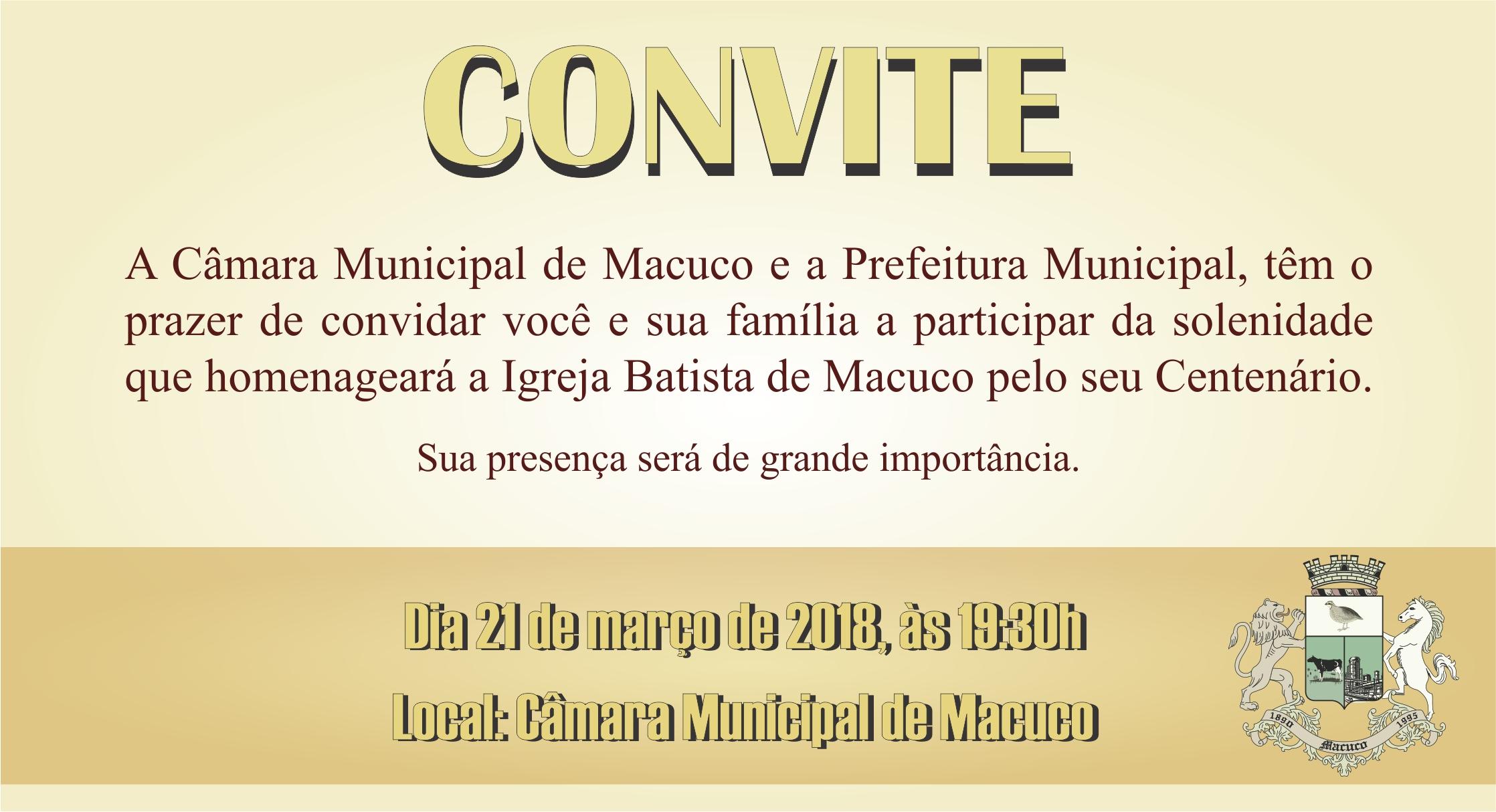 cconvite-igreja